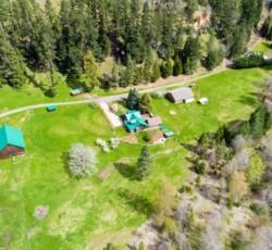 Conservation Heaven along South Fork Little Butte Creek
