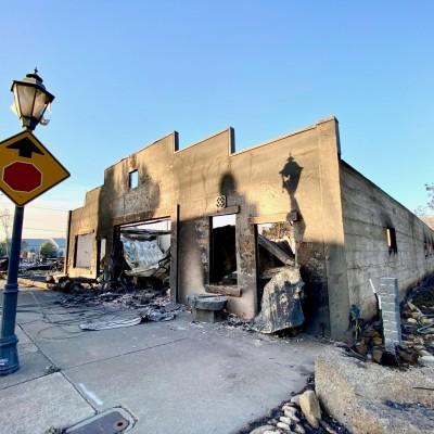 Almeda Fire Relief